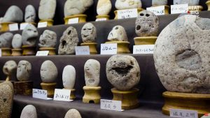 Japan's Museum of Rocks With Faces