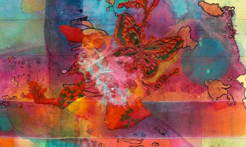 OM.2007.063 – L. Sue Smith mixed media collage